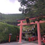 八百万(ヤオヨロズ)芸能人も訪れるという! 奈良・天河神社 その1