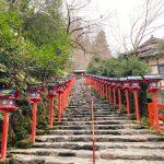 八百万(ヤオヨロズ) 日本三大龍穴!水の神が鎮る神社 えんむすびの神もいる「恋祈る社」 京都・貴船神社